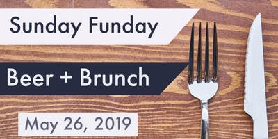 Sunday Funday Beer + Brunch