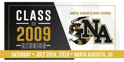 North Augusta High School: Class of 2009 Ten Year Reunion