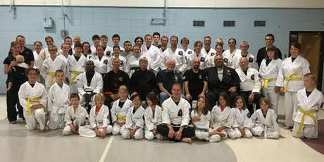 6th Annual Martial Arts Seminar - featuring Judo & Krav Maga tickets
