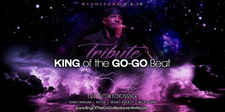 Tribute - King of the Go-Go Beat tickets