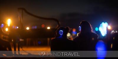 MindTravel Under the Stars on Santa Monica Beach (with Binaural Beats!)