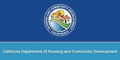 2019 Housing for Healthy California (HHC) Workshop -  Sacramento