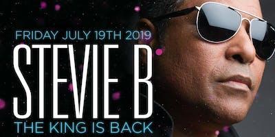 Stevie B LIVE! at Blue Martini Kendall