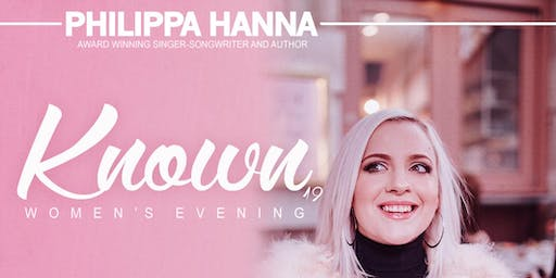 Philippa Hanna: The Known Tour (Carlisle)