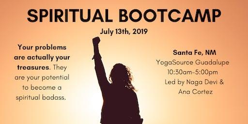 Spiritual Bootcamp