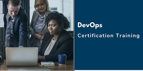 Devops Certification Training in Burlington, VT tickets