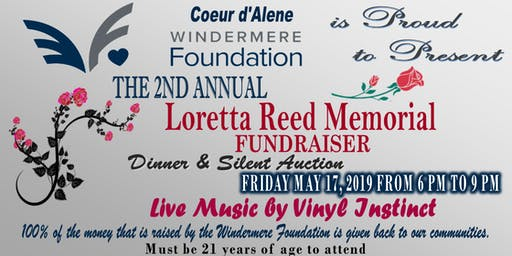 Coeur Dalene Id Charity Causes Events Eventbrite
