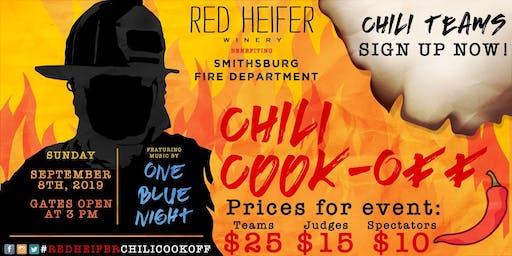 Chili Cook-off - TEAM