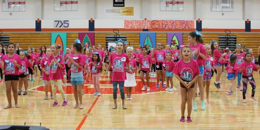 "Seven Lakes Sapphires' Summer Dance Camp 2019 ""Sapphire Slumber Party!"""