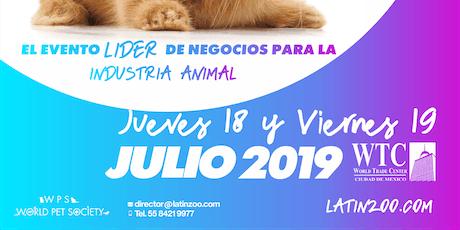LATINZOO 2019 entradas