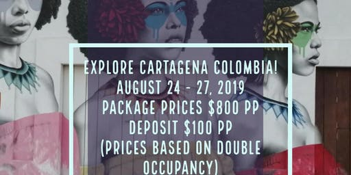 Explore Cartagena Colombia! (Group Trip)