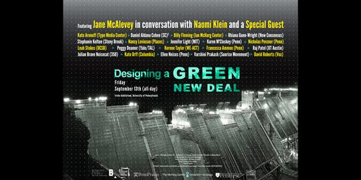 Designing a Green New Deal