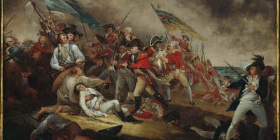 A Founding Martyr: Dr. Joseph Warren and the Early American Revolution