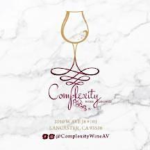 Complexity Wine logo