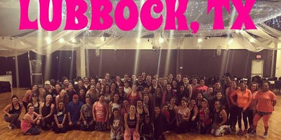 Dance2Fit Class in Lubbock, TX with Jessica Bass James on 8/4/19 @1:30pm