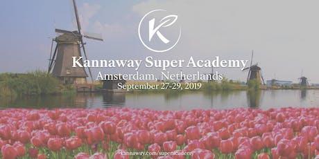 Kannaway Super Academy | Amsterdam, Netherlands tickets