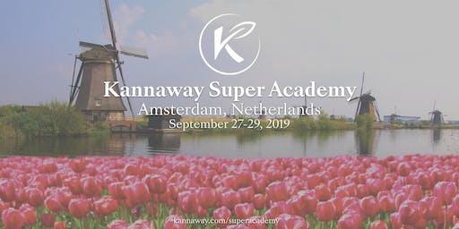Kannaway Super Academy | Amsterdam, Netherlands