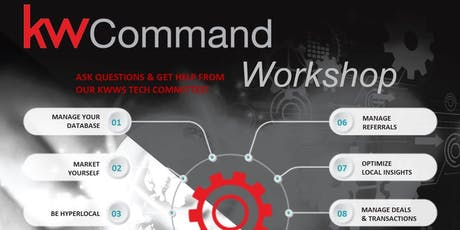 Command Workshop tickets