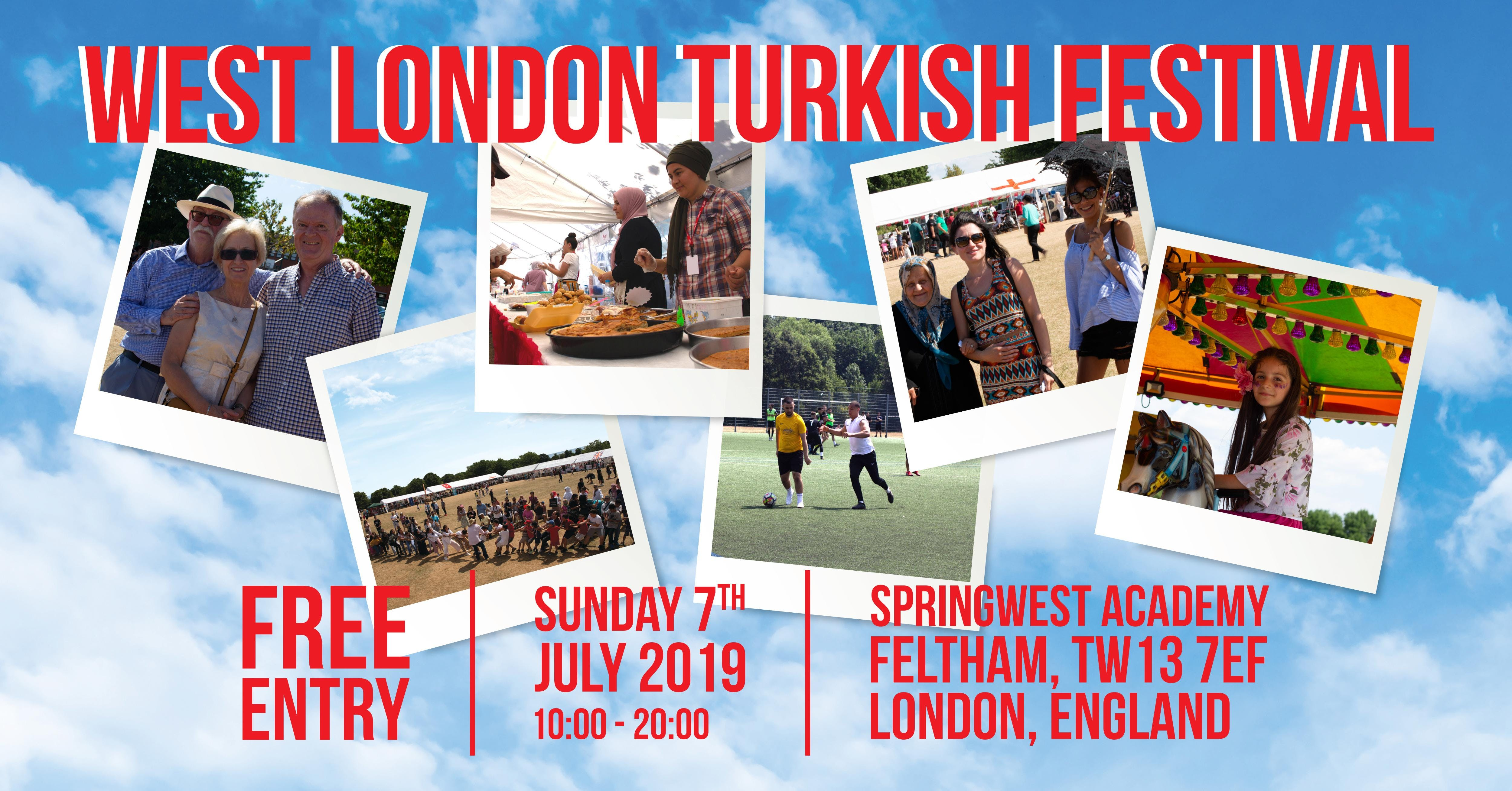 West London Turkish Festival 2019 (a Charity event)