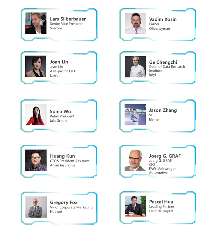 China Digital Innovation Expo & CIO Summit 2019 image