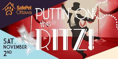 4th Annual SafePet Ottawa Puttin' On The Ritz Ball billets