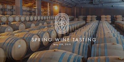 Fallon Place Wine Tasting