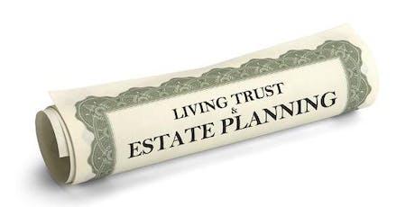 Free Living Trust Seminar - Campbell tickets