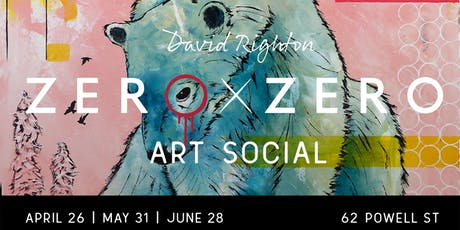 Art Social: ZERO X ZERO tickets