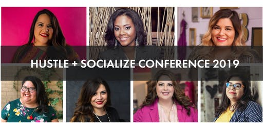 Hustle + Socialize 2019 - The Catalyst for Change
