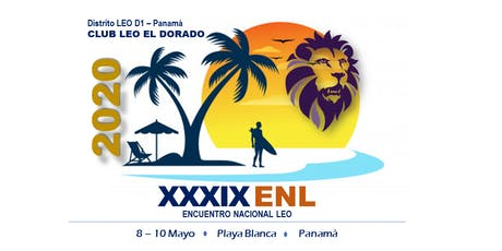 XXXIX Encuentro Nacional LEO 2020 tickets