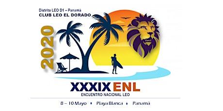 XXXIX Encuentro Nacional LEO 2020 entradas