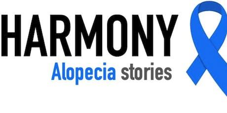"""""""HARMONY"""" Alopecia Stories tickets"""