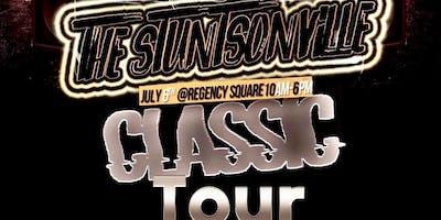 The Stuntsonville Classic tour
