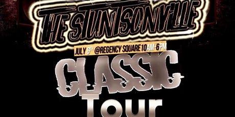 The Stuntsonville Classic tour tickets