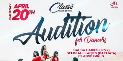 AUDITIONS | LADIES TEAMS