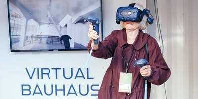 Virtual Bauhaus: A Virtual Reality Experience