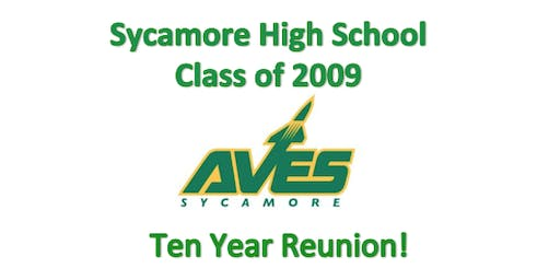 SHS Class of 2009 Ten Year Reunion