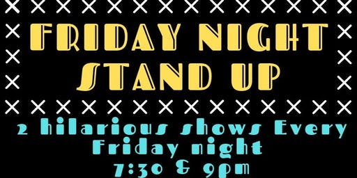 Friday Night Stand Up