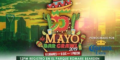 Cinco de Mayo Bar Crawl Charlotte 2019
