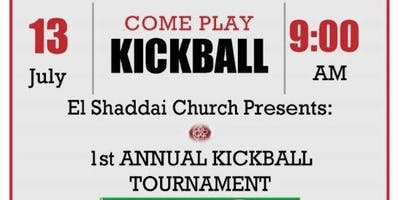 Kickball Tournament 2019