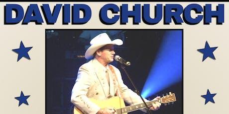 David Church - Tribute to Hank Williams Sr. tickets
