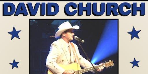 David Church - Tribute to Hank Williams Sr.