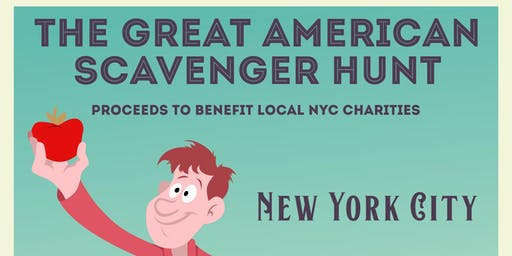 Great NYC Scavenger Hunt