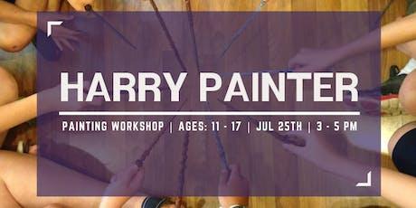 Harry Painter tickets