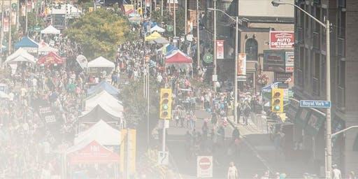 Taste of The Kingsway - Street Festival - Vendors Wanted