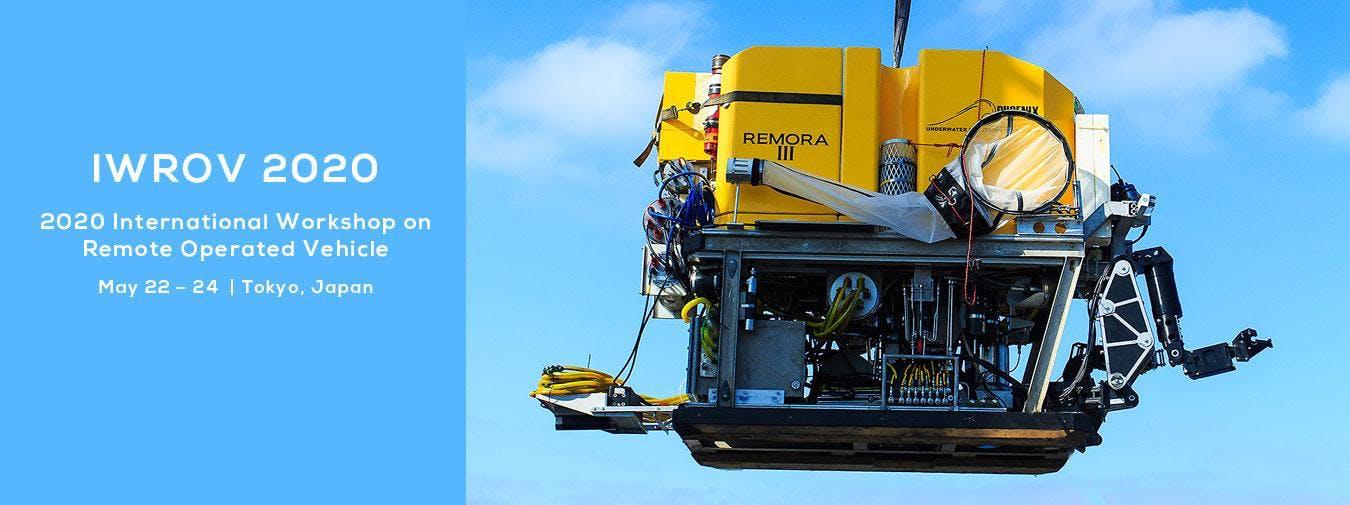 2020 International Workshop on Remote Operated Vehicle (IWROV 2020)