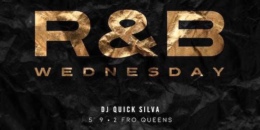 RnB WEDNESDAYS - HAPPY HOUR & NIGHT SOCIAL 6pm-2am WEEKLY