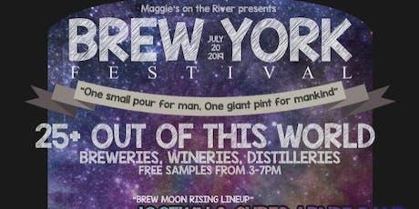 Brew York Festival 2019 tickets