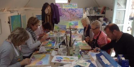 Art Course: Beginners Water Colour Course tickets