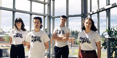 Pinch Points (album launch)